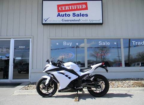 2013 Kawasaki Ninja for sale in Des Moines, IA