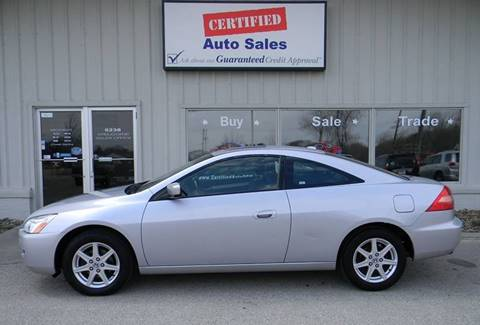 2004 Honda Accord for sale in Des Moines, IA