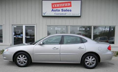 2008 Buick LaCrosse for sale in Des Moines, IA