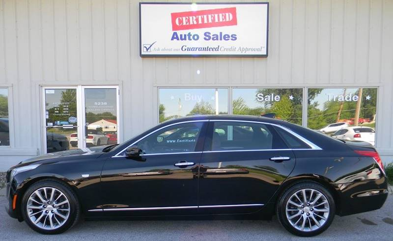 Certified Auto Sales Used Cars Des Moines Ia Dealer