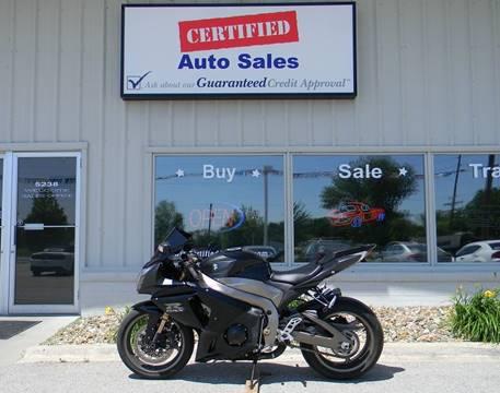 2011 Suzuki GSX-R1000 for sale in Des Moines, IA