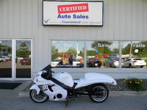 2012 Suzuki Hayabusa for sale in Des Moines, IA