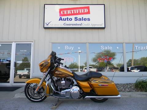 2016 Harley-Davidson Street Glide for sale in Des Moines, IA