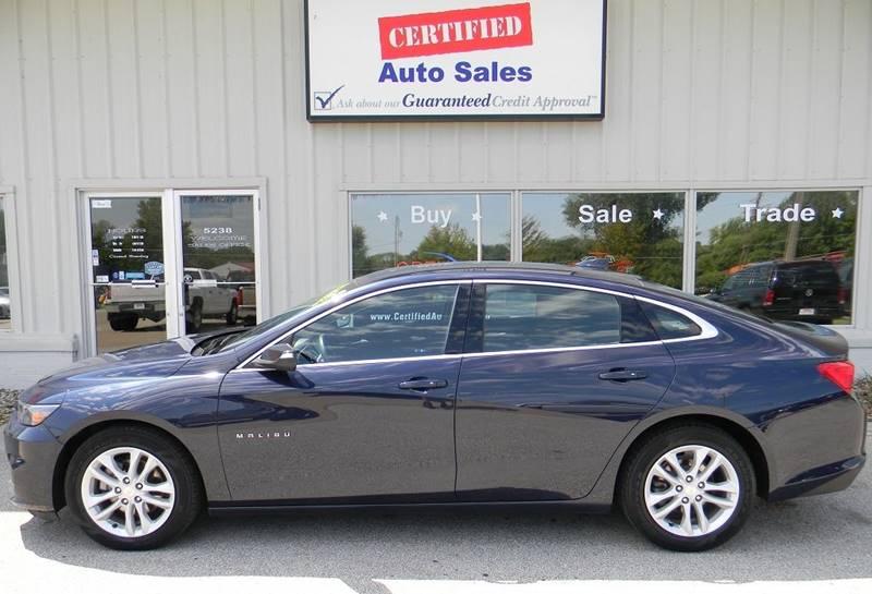 Certified Auto Sales >> Certified Auto Sales Used Cars Des Moines Ia Dealer