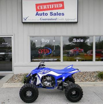 Certified Auto Sales >> Yamaha For Sale In Des Moines Ia Certified Auto Sales