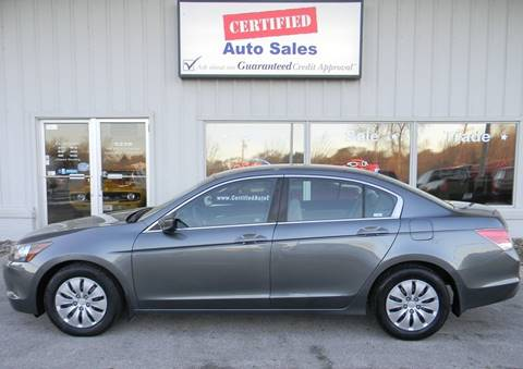 2008 Honda Accord for sale in Des Moines, IA