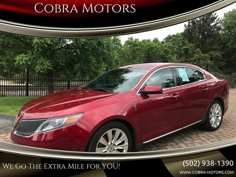 2013 Lincoln MKS for sale in Louisville, KY