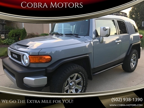 Cobra Motors – Car Dealer in Louisville, KY