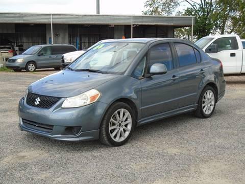 2008 Suzuki SX4 for sale in Houston, TX