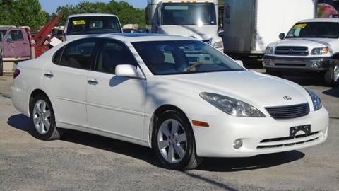 2005 Lexus ES 330 for sale at J & F AUTO SALES in Houston TX