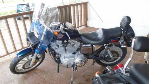 2002 Harley-Davidson Sportster 883 for sale at J & F AUTO SALES in Houston TX