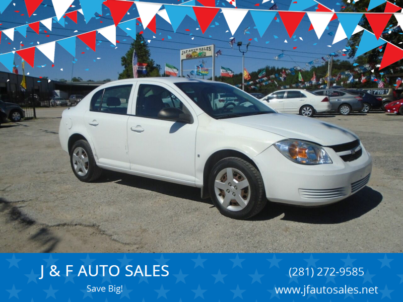 2006 Chevrolet Cobalt for sale at J & F AUTO SALES in Houston TX