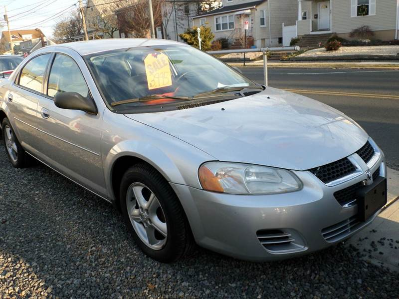 2004 Dodge Stratus for sale at PARK AUTO SALES in Roselle NJ