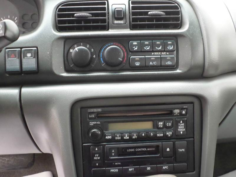 2000 Mazda 626 LX V6 4dr Sedan - Roselle NJ