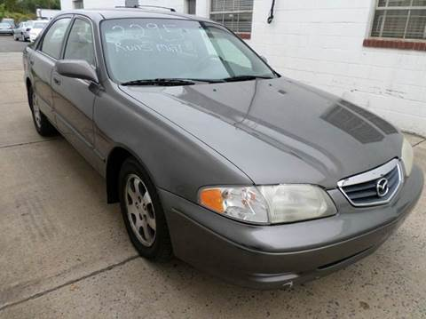 2000 Mazda 626 for sale at PARK AUTO SALES in Roselle NJ