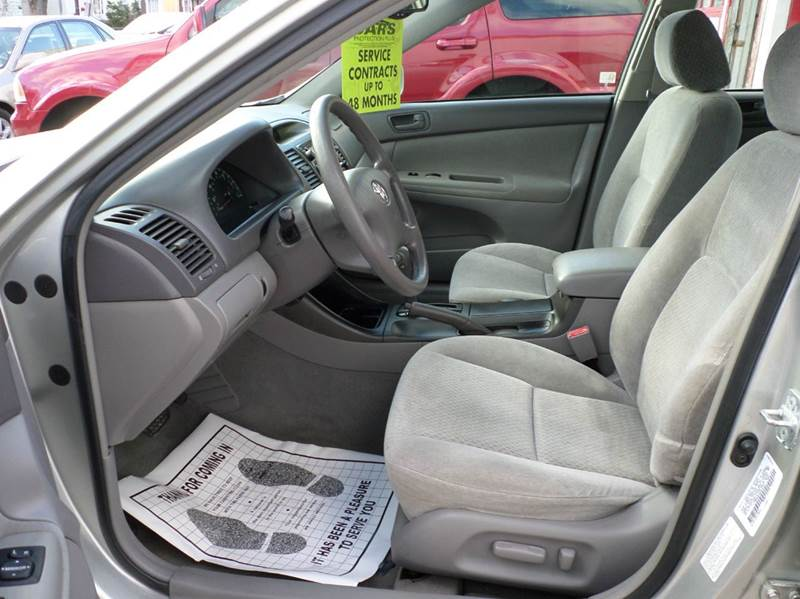 2003 Toyota Camry LE 4dr Sedan - Roselle NJ