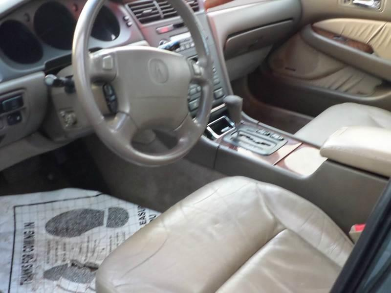 1997 Acura RL 3.5 Premium 4dr Sedan - Roselle NJ