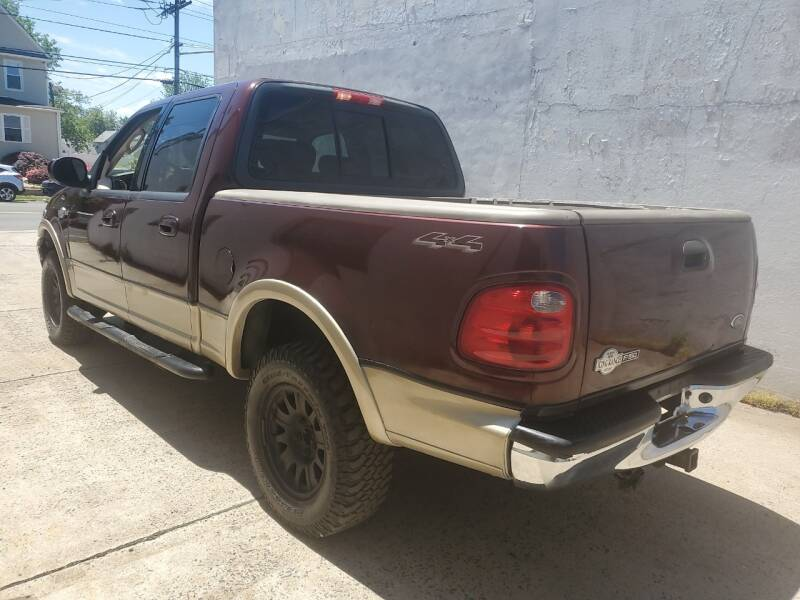 2003 Ford F-150 4dr SuperCrew King Ranch 4WD Styleside SB - Roselle NJ