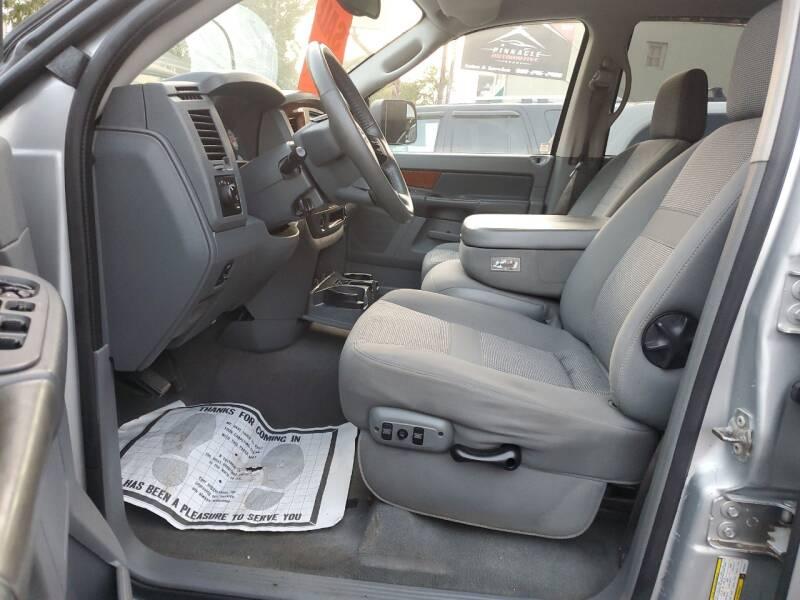 2006 Dodge Ram Pickup 2500 4x4 SLT 4dr Quad Cab 6.3 ft. SB Pickup - Roselle NJ