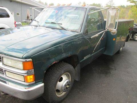 2000 Chevrolet C/K 3500 Series for sale in Canaan, NH