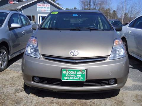 2009 Toyota Prius for sale at Mascoma Auto INC in Canaan NH