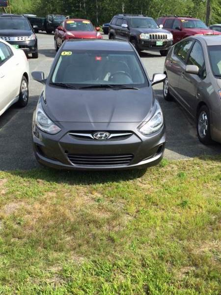 2013 Hyundai Accent for sale at Mascoma Auto INC in Canaan NH