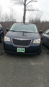 2008 Chrysler Town and Country for sale at Mascoma Auto INC in Canaan NH