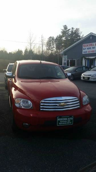 2008 Chevrolet HHR for sale at Mascoma Auto INC in Canaan NH