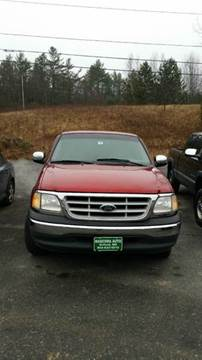 1999 Ford F-150 for sale at Mascoma Auto INC in Canaan NH