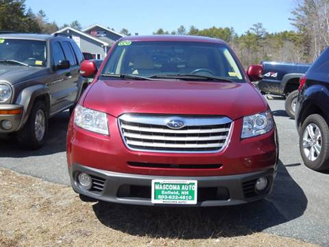 2009 Subaru Tribeca for sale at Mascoma Auto INC in Canaan NH