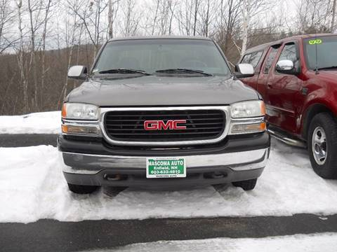 1999 GMC Sierra 1500 for sale at Mascoma Auto INC in Canaan NH