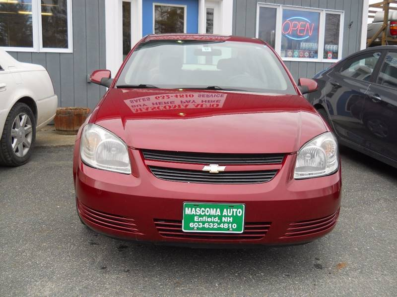 2008 Chevrolet Cobalt for sale at Mascoma Auto INC in Canaan NH