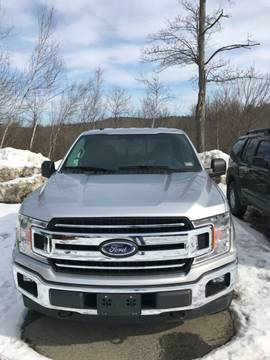 2018 Ford F-150 for sale in Canaan, NH