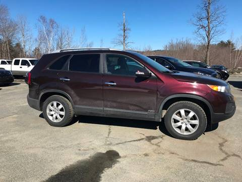 2013 Kia Sorento for sale in Canaan, NH