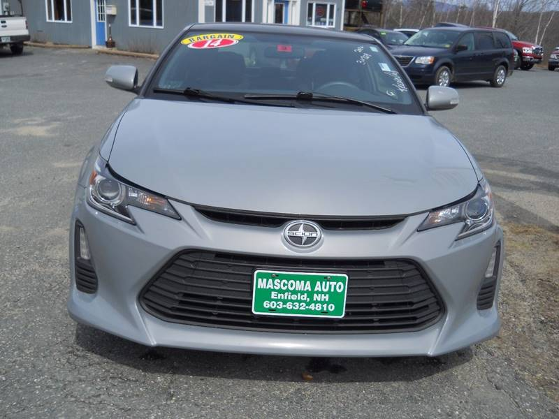 2014 Scion tC for sale at Mascoma Auto INC in Canaan NH