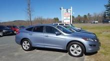 2010 Honda Accord Crosstour for sale at Mascoma Auto INC in Canaan NH