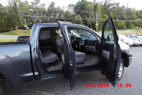 2010 Toyota Tundra for sale at Mascoma Auto INC in Canaan NH