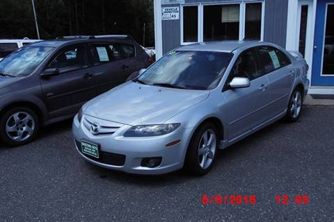 2006 Mazda MAZDA6 for sale at Mascoma Auto INC in Canaan NH
