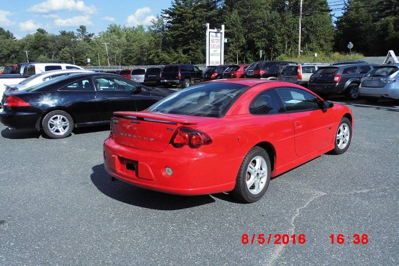2005 Dodge Stratus for sale at Mascoma Auto INC in Canaan NH