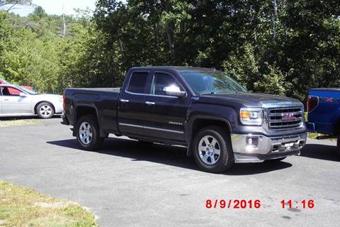 2014 GMC Sierra 1500 for sale at Mascoma Auto INC in Canaan NH