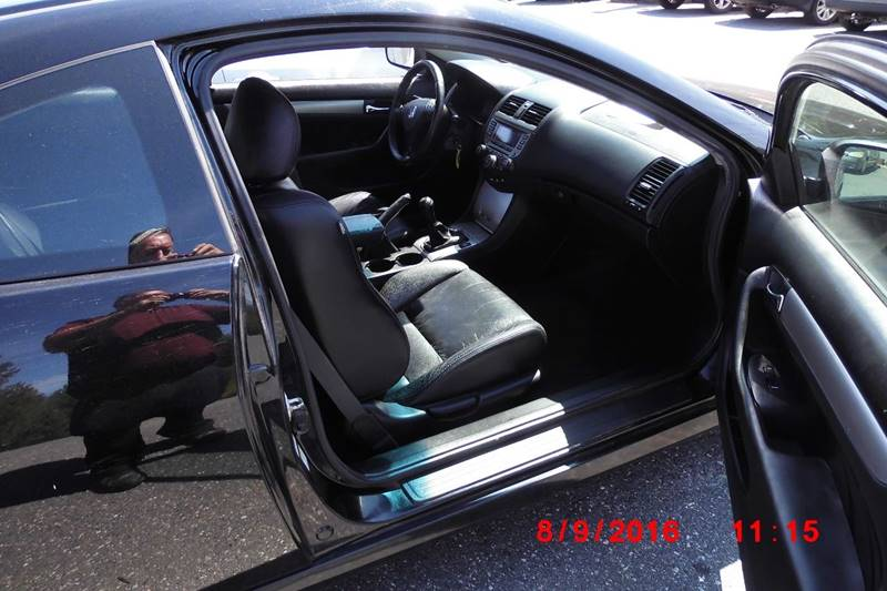 2006 Honda Accord for sale at Mascoma Auto INC in Canaan NH