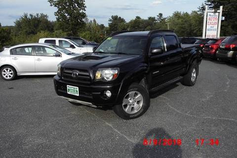2009 Toyota Tacoma for sale at Mascoma Auto INC in Canaan NH