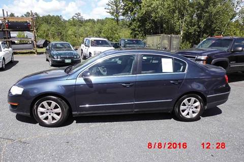 2006 Volkswagen Passat for sale at Mascoma Auto INC in Canaan NH