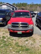 2002 Dodge Ram Pickup 1500 for sale at Mascoma Auto INC in Canaan NH