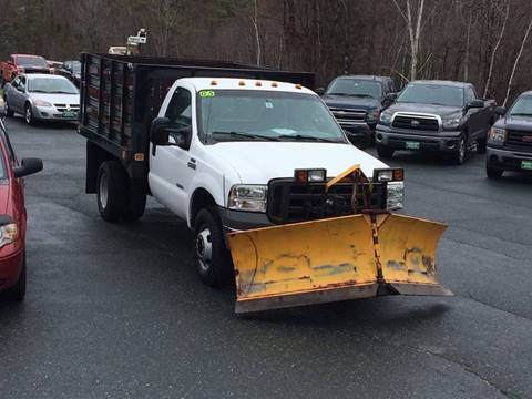 2005 Ford F-350 for sale in Canaan, NH