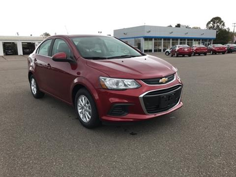 2018 Chevrolet Sonic for sale in Neillsville, WI