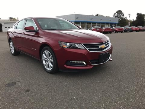 2018 Chevrolet Impala for sale in Neillsville, WI