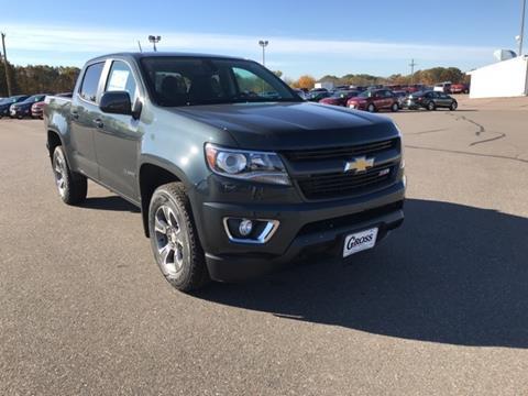 2018 Chevrolet Colorado for sale in Neillsville, WI