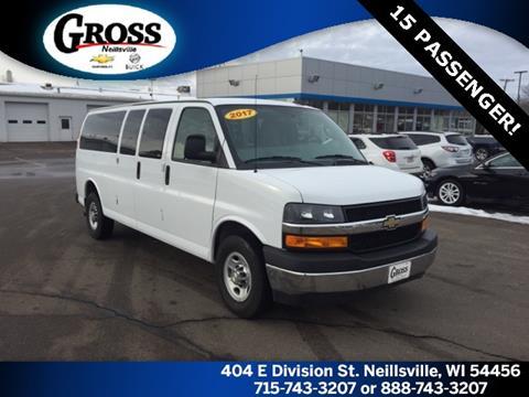2017 Chevrolet Express Passenger For Sale In Neillsville WI