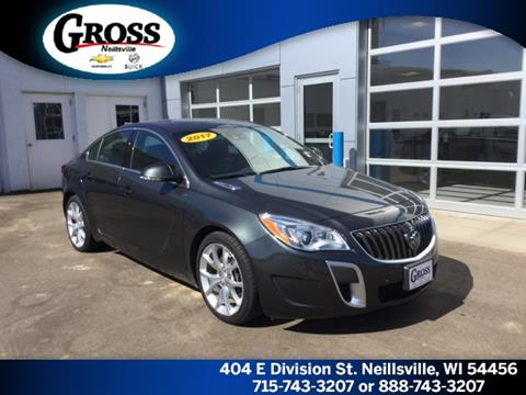 2017 Buick Regal for sale in Neillsville, WI